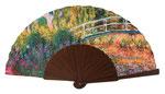 Artikel Nr. 8652 Japanische Brücke (Mahagoni/Holz)