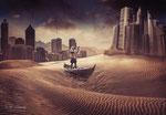 Desert Boat