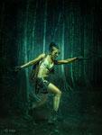 Lara Croft meets the Matrix