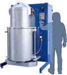 Microfusão de grande capacidade VC12000