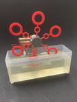Seifenblasenmaschine, Wasserstoff
