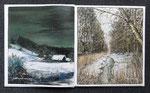 Wat noch is - z.B. winterliche Landschaften