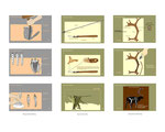 Standbilder / Animationen zur Altsteinzeit