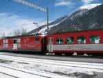 Matterhorn - Gotthardbahn