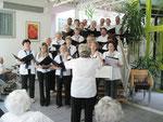 Frühlingssingen im kath. Seniorenzentrum St. Elisabeth Plauen am 10.06.2010