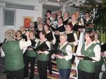 Weihnachtssingen im kath. Seniorenzentrum St. Elisabeth Plauen am 01.12 2010