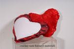 cuscini cuore vari tessuti