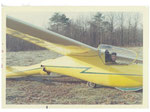 Giancarlo Maestri . The first landing in Alzate Brianza airfield