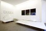Antje Blumenstein, Ausstellungsansicht five lines, Galerie Martin Mertens, 2014