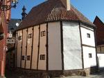 Ständerbau, ältestes Fachwerkhaus