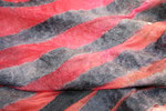 Der fertige Schal