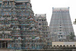 Vishnu-Tempel Srinangam bei Trichy