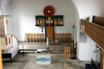 Burgkunstadt, Christuskirche, ausgestattet von Reinhart Fuchs