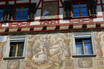 Rathaus, Detail