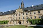 Schloss Tambach, Gartenseite