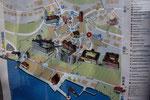 Meersburg, Stadtplan