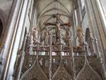 Triumphkreuz auf dem Lettner