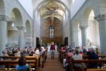 St. Peter und Paul, Langhaus, Führung