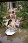 Leben am Mekong-Delta