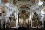 Kloster Banz, Chor der Klosterkirche