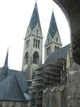 Dom zu Halberstadt St. Peter und Paul von Süden