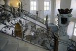 Neues Schloss, Treppenhaus