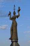 Imperia, Figur von Peter Lenk im Hafen von Konstanz