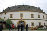 Nassanger, Rundbau aus Klosterlangheim'schem Besitz