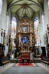 Monumentaler Hochaltar von Jörg Zürn und Familie, 1613 - 16