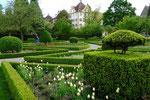 Schloss Salem, Barockgarten