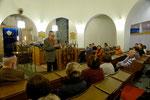 Synagoge im Shalom Europa