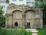 Reste der ehemaligen Synagoge