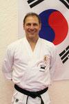 Kyosah-Nim  Martin Mittermeier    4.Dan TKD  Master Instructor   Dienstag, Mittwoch, Freitag