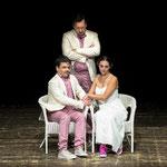 Andrea, Stefano e Jasmine - © Daniela Domestici 2015