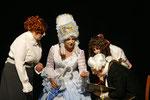 Patrizia, Susanna, Jasmine e Franco