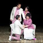 Andrea, Marisa, Stefano e Patrizia - © Daniela Domestici 2015
