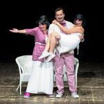 Marisa, Andrea e Federica - © Daniela Domestici 2015
