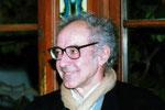 Jean-Luc GODARD - Institut Lumière - Lyon - 1996 - Photo © Anik COUBLE