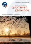 55. Gemeindebrief der Ev.-luth. Epiphaniengemeinde Hamburg