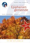 50. Gemeindebrief der Ev.-luth. Epiphaniengemeinde Hamburg