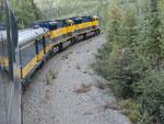 アラスカの鉄道