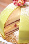 Vanilla Princess Cake