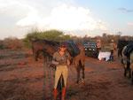 """Pferdesafari in Südafrika -  """"Wait a little"""" heißt die Lodge unserer Freunde Gerti und Philip: Top gerittene und gepflegte Pferde und Abenteuer pur.ie beiden"""