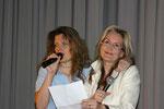 Liedermacherin Nette und ich hatten viele gemeinsame Auftritte ... sie engagiert sich für Tiere und Menschen.