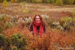 Lisbeth in Herbstfarben :) / Lisbeth i høstfarger :)