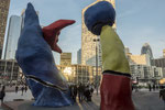 Personnage fantastique von Joan Miró 1978