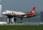 Air Malta ( Valletta - European Capital of Culture 2018 Livery) **** A 320-214 **** 9H-AEO