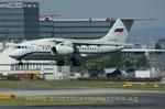 Rossiya - Russian Airlines **** Antonov An-148-100B **** RA-61703