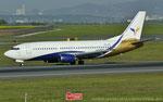 YanAir **** B 737-301 **** UR-COG