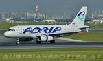 Adria Airways **** A 319-132 **** S5-AAP